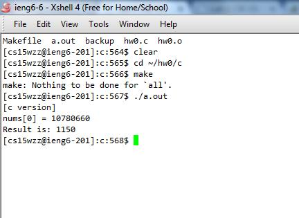 Lab 2: Unix, GDB, Valgrind, JDB
